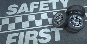 Traffic Safety Officials - For Your Own Safety