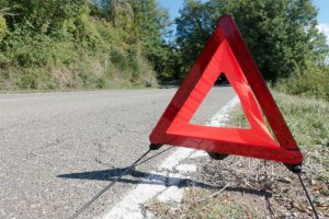 התנהגות בעת תאונת דרכים